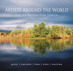 Artists Around the World CD